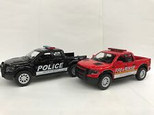 Ford F-150 2013 Police & Fire Rescue P/U Truck 1:46 Set KT-5365.DPR