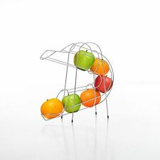 Chef Buddy Curved Fruit Chute Counter Top Easy Apple Access