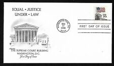 #1894 20c Flag over Supreme Court Artmaster FDC