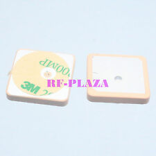 1pce High Gain 25dB GPS Active 3M Built-in Ceramic Patch Passive Antenna 25*25*4