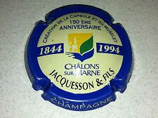 Capsule champagne JACQUESSON 150° anniversaire (15. polychrome)