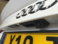 Audi A4 A5 Q7 Q5 MMI 3G Reverse Camera With Guide Lines Birmingham FITTED