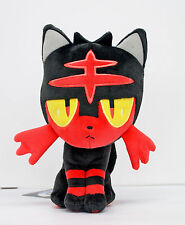 Pokemon Center Original Plush Doll Sun Moon Series Litten (Nyabby) A-202549