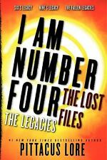 Lorien Legacies the Lost Files: I Am Number Four by Pittacus Lore (2012,...