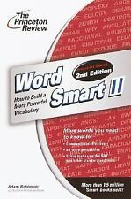 Word Smart II, 2nd Edition (Smart Guides)-ExLibrary