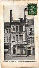 CPA   Orléans - Place du Chalet , Maison Renaissance  (162464)