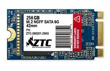 256GB ZTC armatura 42mm m. 2 NGFF 6g SSD Solid State Disk-ZTC-SM201 - 256G