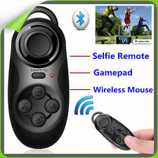 Bluetooth Wireless Gamepad Joypad Controller Joystick Selfie For Android/iOS/PC