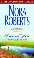 Devin and Shane: The Mackade Brothers (Mills and Boon Shipping Cycle), Nora Robe