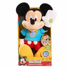 Mickey Mouse Clubhouse Fun Mickey- Plays the Hot Dog song & 4 Clubhouse Phrases