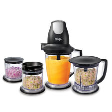 Ninja Master Prep Professional 450W Pulse Blender Food Processor Remanufactured