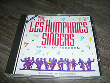 Les Humphries Singers - Spirit Of Freedom * GERMANY CD 1992 *