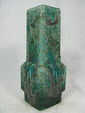 "70´s design  JOPEKO Keramik  Vase  rare "" Fat Lava ""  glaze variation 4  20"