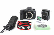 Canon EOS 7D 18.0 MP Digital SLR Camera Body Only