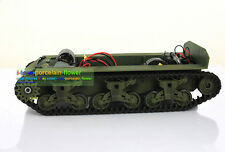 HengLong 1/16 Plastic Tank Chassis For U.S.A Sherman M4A3 3898