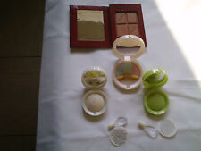 BOURJOIS BRONZING POWDER/EYESHADOIW TRIO& 2 INDIVIDUAL EYESHADOW COMPACTS B.N