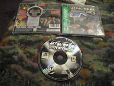 Star Wars: Episode I: Jedi Power Battles ps1 gh edition