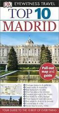 Eyewitness Top 10 Travel Guide: Eyewitness Top 10 Travel Guide - Madrid by Melan