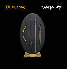 SIDESHOW WETA LOTR HOBBIT THE ARMS OF THE MORIA ORCS WEAPON STATUE FIGURE SET