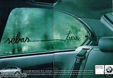 Publicité Advertising 2001 (2 pages) Nouvelle BMW 320td Compact