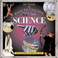 The Magic Fact Machine: Science: Gives the Right Answer Every Time-ExLibrary