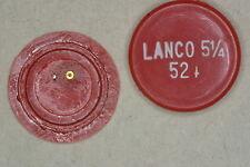 Hairspring balance LANCO 524 Spirale bilanciere