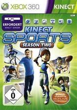Xbox 360 Kinect Sports Season Two  DEUTSCH  Sehr guter Zustand