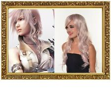 Lightning Light Pink Cosplay Wig Final Fantasy 150200
