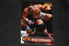 RICK STEINER 1999 TOPPS WCW NITRO WRESTLING SIGNED AUTOGRAPHED CARD #5