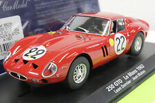 FLY A1801 FERRARI 250 GTO LeMANS 1962 NEW 1/32 SLOT CAR IN DISPLAY CASE -SCARCE-