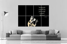 BRUCE LEE Art Poster Grand format A0 Large Print