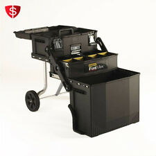 Stanley Rolling Tool Box Storage Cabinet Chest Portable Toolbox Garage Orga