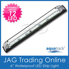 12V 12-LED STRIP LAMP - Interior/Cabin/Boat/Caravan/Exterior/Waterproof Light