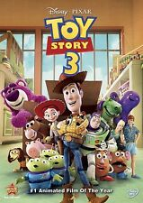 Toy Story 3 (DVD, 2010) No Cover - DISC ONLY - Walt Disney