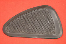 NOS Honda CB77 Superhawk LEFT Rubber Tank Knee Pad CB72