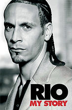 Rio Ferdinand Autobiography - My Story - Manchester United defender book