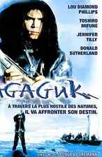 Bande annonce film 35mm 1992 AGAGUK grand nord canadien Jacques Dorfmann