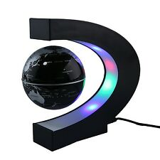 Floating Tellurion Globe Shape Magnetic LED Lamp Levitation Fashion Home Decor