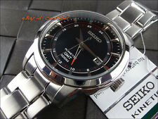 Fantastico Seiko SUN033P1 Kinetic GMT 100M  SUN033