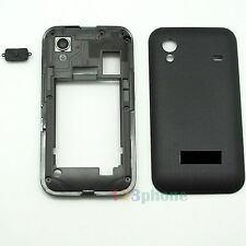 FULL HOUSING COVER + FRAME + BUTTON FOR SAMSUNG GALAXY ACE S5830 S5830i #H286BK