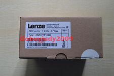 New in box Lenze Inverter E82EV751K-2C Frequenzumrichter E82EV751K2C - 0,75 kW