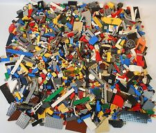 LEGO HUGE LOT 6 lbs BUILDING MIXED BRICKS SPECIALTY Parts & Pieces BULK #3