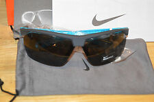 nike tailwind 12 sunglasses pouch flying lens max optics mag grey / blue lagoon