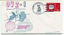 1965 OV 2-I Research Earth Satellite Cape Canaveral Van Allen Radiation SAT NASA