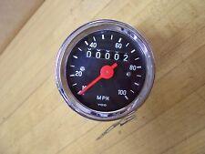 Vintage NOS VDO Speedometer Rupp Speedway Minibike Alsport Tri Sport Motorcycle