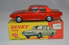 Dinky Toys 130 Ford Consul Corsair excellent in near mint box