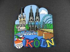 Calamita Colonia Colonia Germany,Duomo,Rhine,Carnevale,GOMMA COLLEZIONE