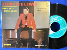 JERRY LEE LEWIS whole lotta PHILIPS 434.545 EXC