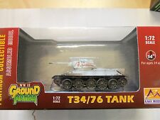 Easy Model - 1:72  - T34/76 Tank - Panzer Russische Armee   - WW II - 36264