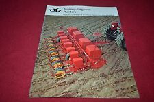 Massey Ferguson 468 46 41 37 39 78 Corn Planter Dealer's Brochure DCPA6